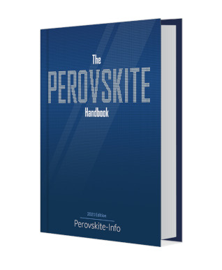 The Perovskite Handbook